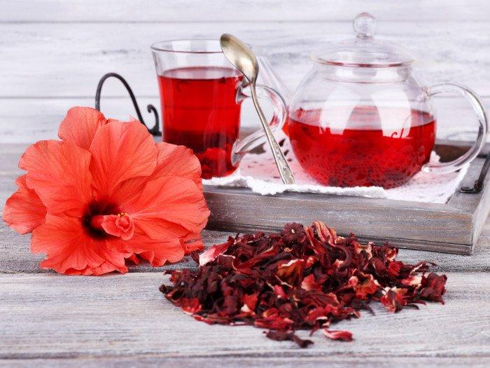 qual chá é indicado para emagrecer